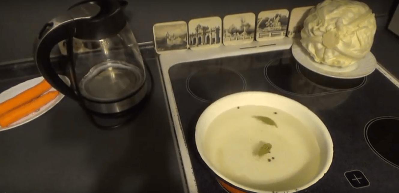 Рассол для квашения капусты в банке