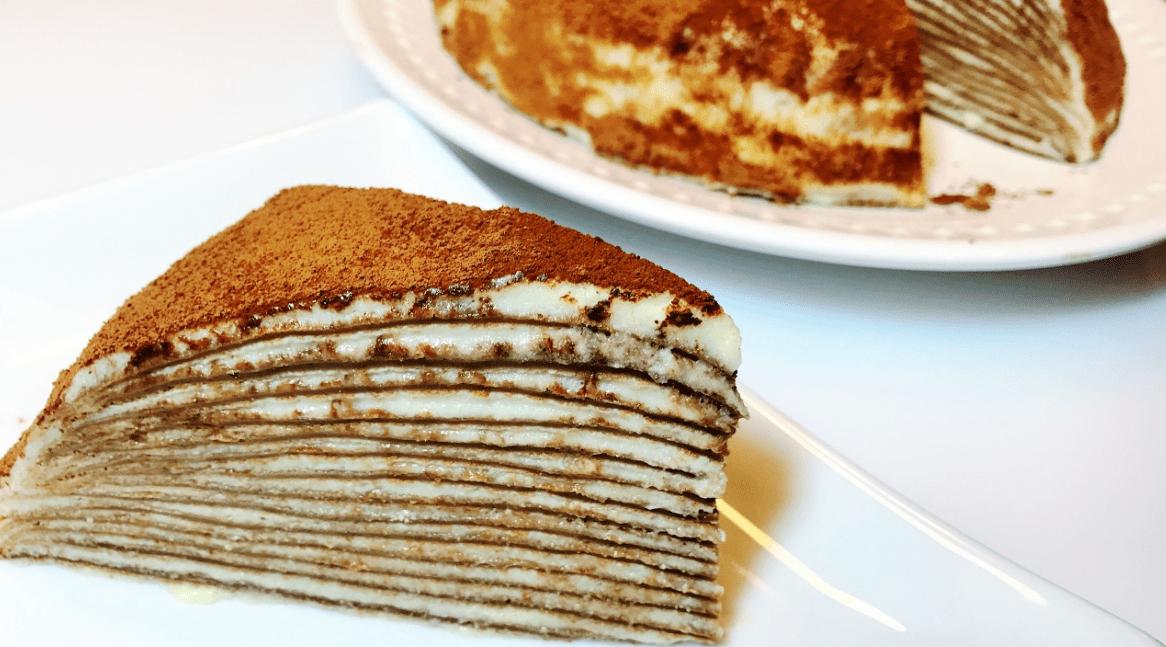 собраны лучшие торт из тонких блинчиков рецепт с фото правому