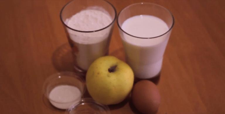 Классические оладьи на молоке — рецепт с фото пошагово