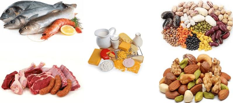 какие белки нужно есть при похудении