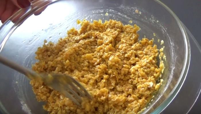 Овсяное печенье пп рецепт с фото пошагово