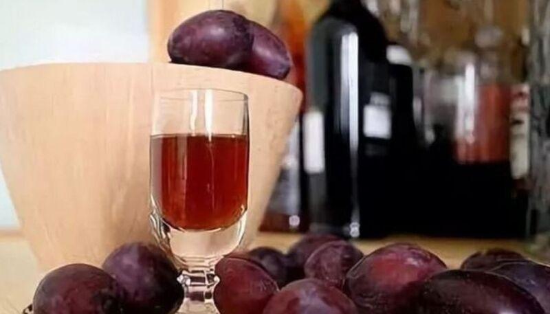Как делать сливовое вино в домашних условиях
