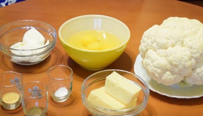 Запеканка из цветной капусты - 10 рецептов в духовке