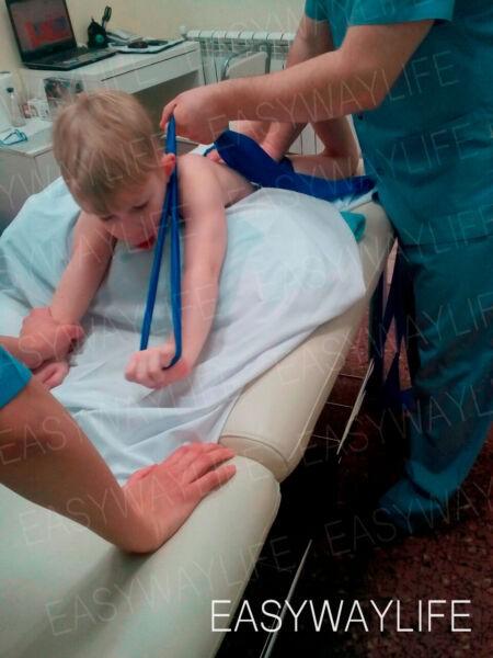 Реабилитация ребенка с ДЦП рис 3.