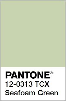 Примеры Pantone самых разный оттенков зеленого рис 27