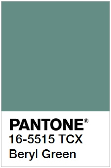 Примеры Pantone самых разный оттенков зеленого рис 7