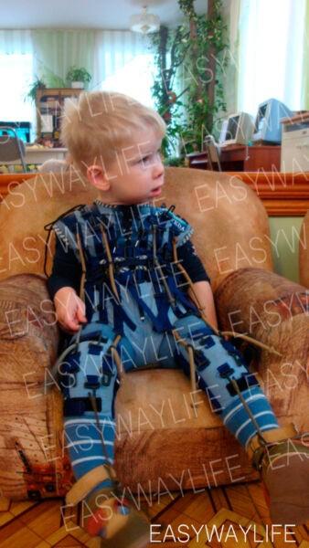Реабилитация ребенка с ДЦП рис 1.