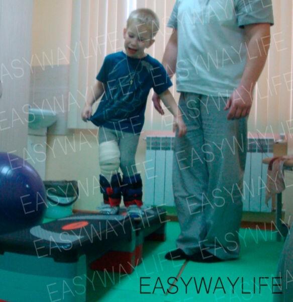 Реабилитация ребенка с ДЦП рис 2.