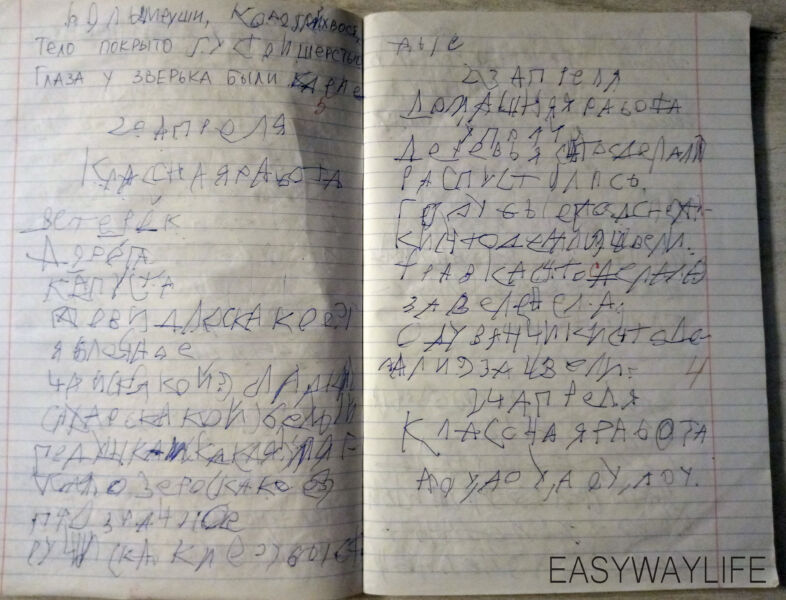 Письмо в школе у ребенка с ДЦП рис 3