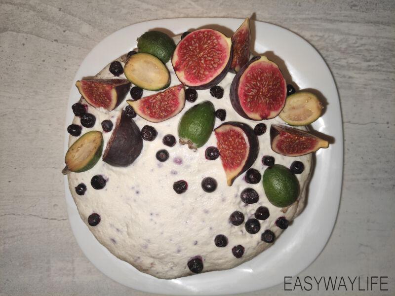 Подготовка украшения для торта молочная девочка рис 1