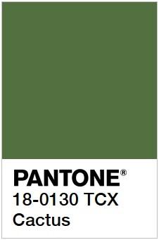 Примеры Pantone самых разный оттенков зеленого рис 5