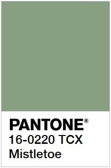 Примеры Pantone самых разный оттенков зеленого рис 21