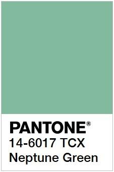 Примеры Pantone самых разный оттенков зеленого рис 13