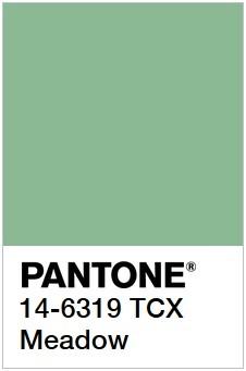 Примеры Pantone самых разный оттенков зеленого рис 9