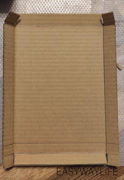 Делаем крышку для коробки на новый год рис 1