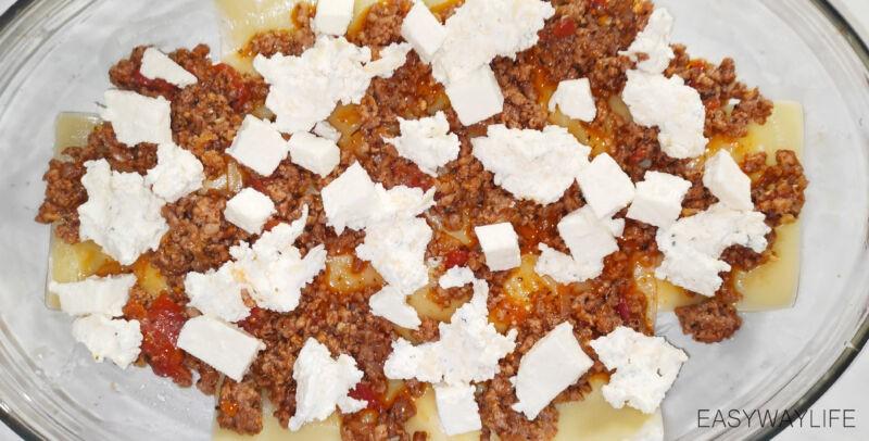 Запекание лазаньи в духовке рис 2