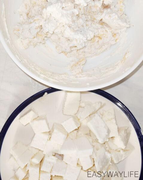 Сырная начинка для лазаньи рис 1