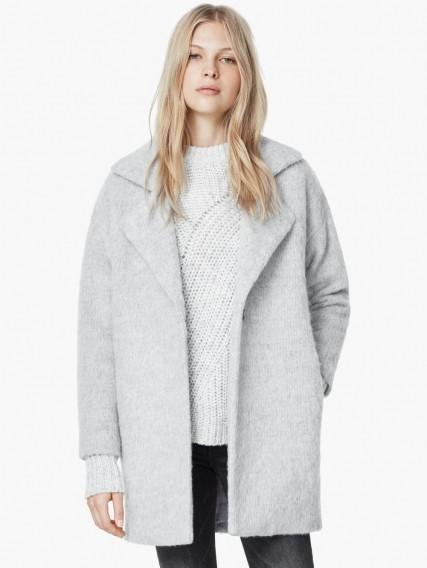 Короткое демисезонное пальто и пальто - рубашки рис 3