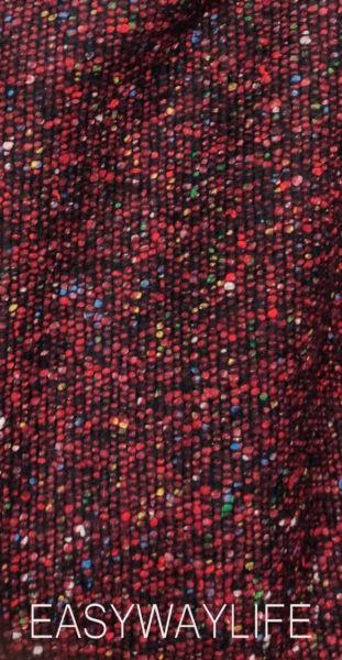 Фактурные ткани для демисезонное пальто рис 2