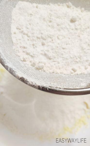 Приготовление теста для чизкейка с творогом рис 2