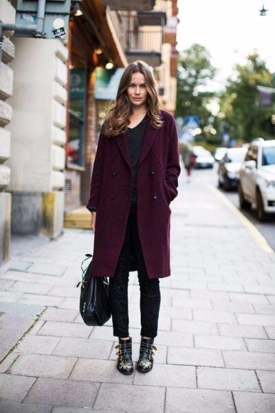 Короткое демисезонное пальто и пальто - рубашки рис 4