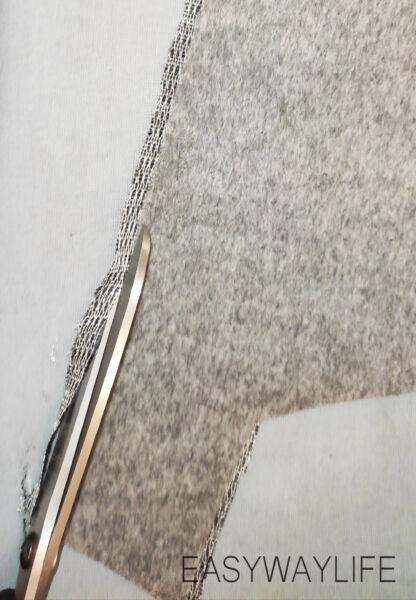 Дублирование деталей кроя пальто рис 2