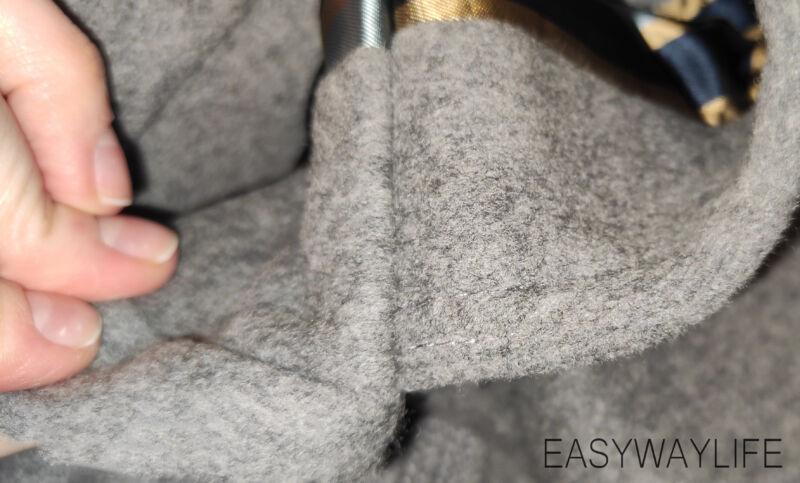 Отделочная строчка на карманах в швах рис 2