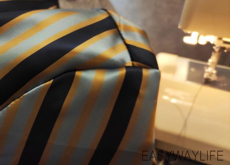 Обработка подкладки в пальто рис 1
