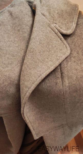 Обработка воротника в пальто рис 5