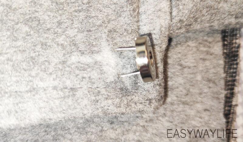 Обработка застежки в пальто рис 2