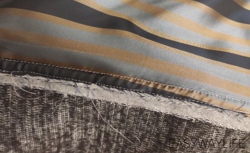 Обработка застежки в пальто рис 8