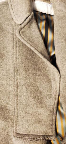 Обработка застежки в пальто рис 9