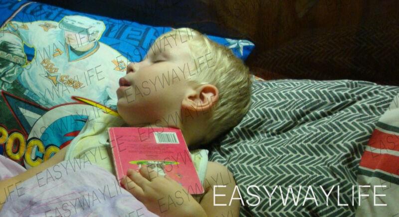 Чтение на ночь рис 4