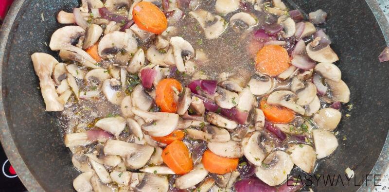 Подготовка продуктов к приготовлению супа пюре рис 3