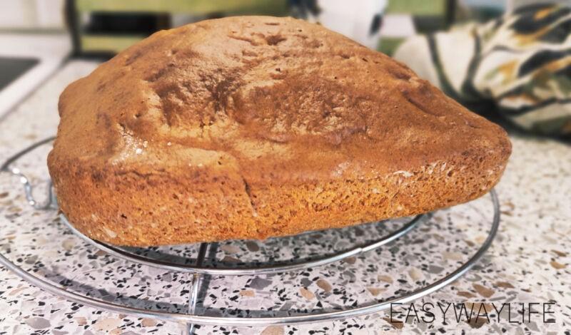 Подготовка коржей для торта медовик рис 2