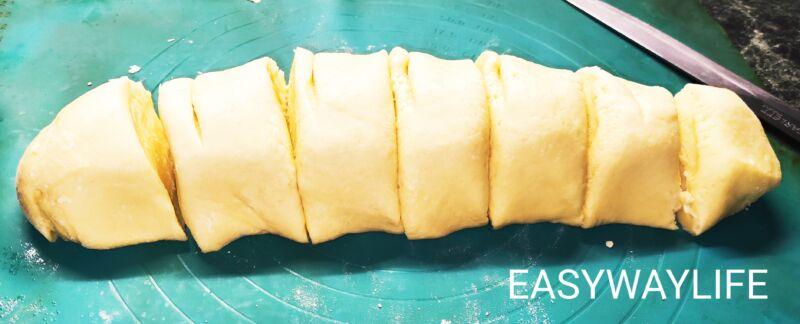 Замешивание теста для торта рис 2