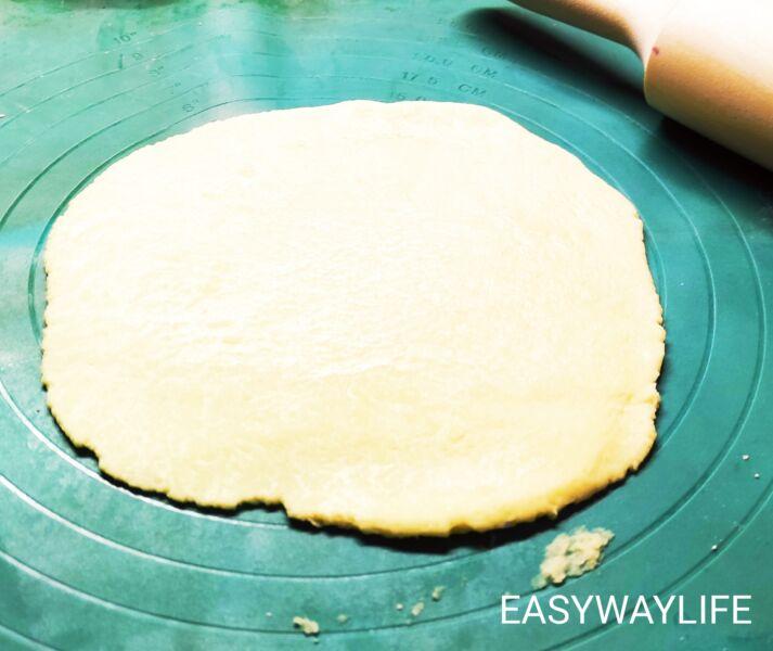 Замешивание теста для торта рис 3