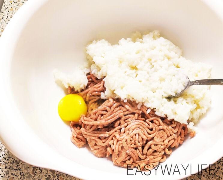 Формирование голубцов рис 1