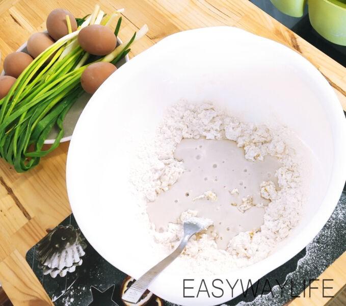 Дрожжевое тесто на пирожки рис 2