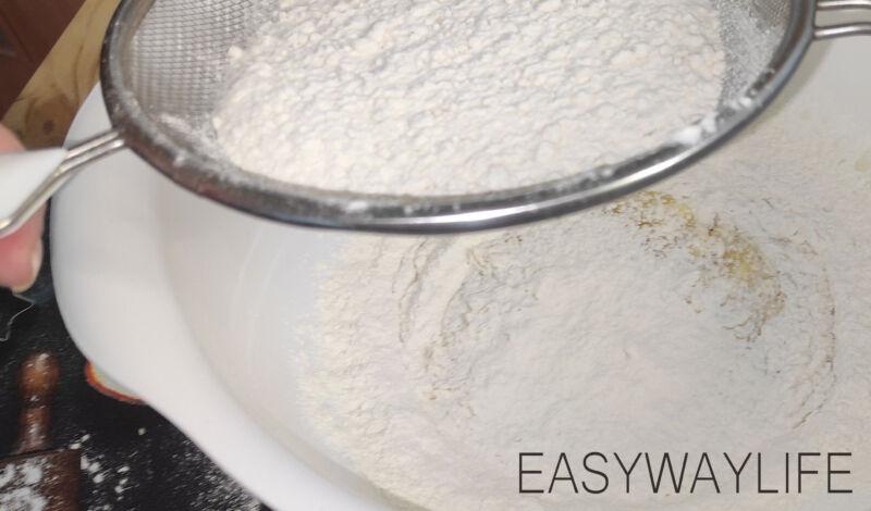 Дрожжевое тесто на пирожки рис 3