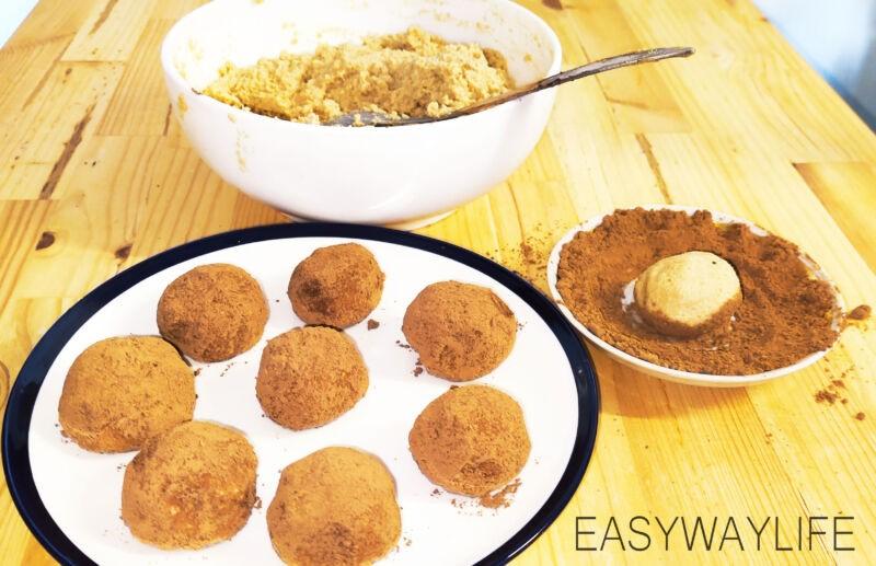 Формирование пирожных тирамису рис 2