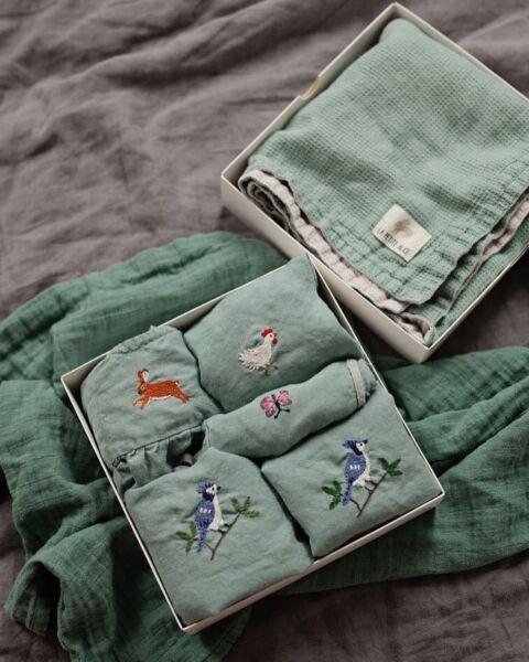 Вышивка на детской одежде рис 1