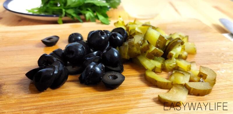 Сборка солянки с картофелем рис 3