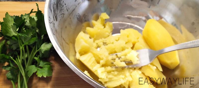 Приготовление картофельных ньокков рис 1