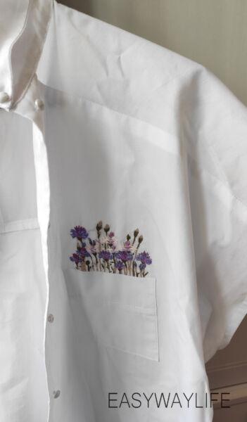Собственная вышивка на одежде и предметах декора рис 6