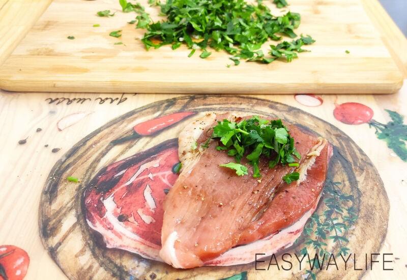 Начинка для рулетиков из свинины рис 2