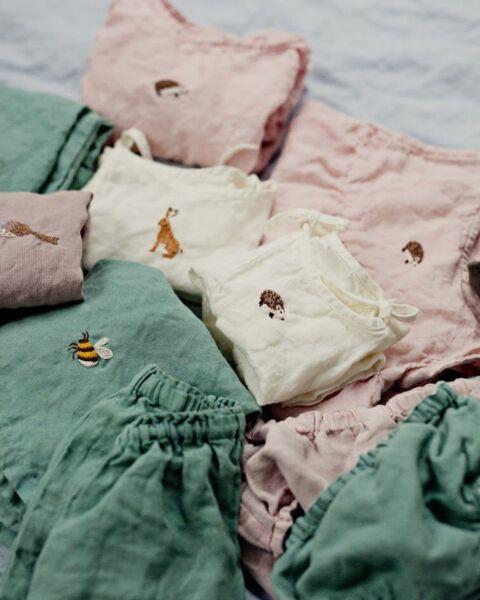 Вышивка на детской одежде рис 2
