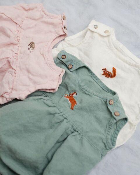 Вышивка на детской одежде рис 4