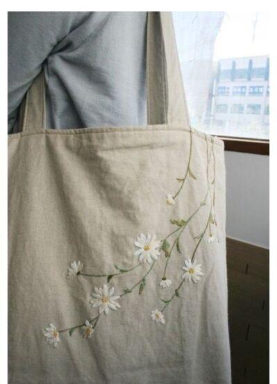 Нестандартные и простые предметы и изделия для вышивки рис 3