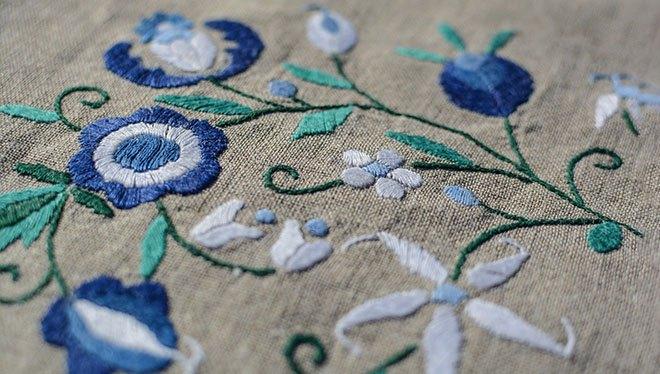 Виды вышивки рис 1